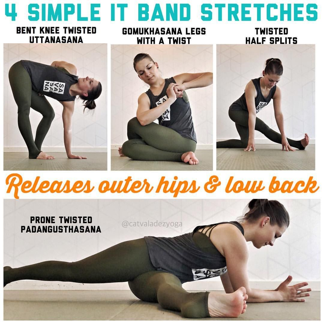 13++ Yoga poses for hips and legs inspirations