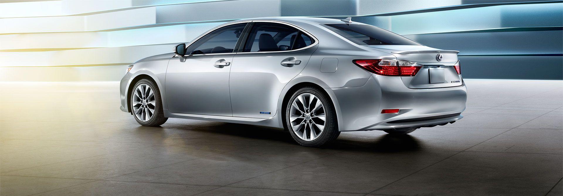 2015 Es 300h In Atomic Silver Lexus Models Lexus Es Lexus Dealership