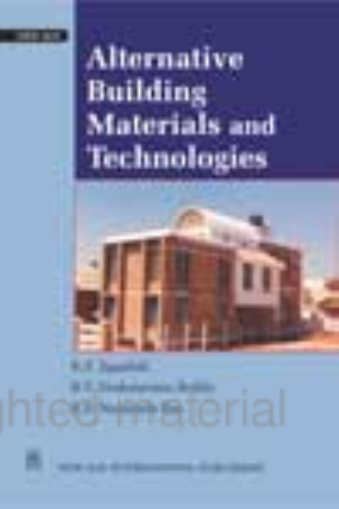 alternative technology in building construction