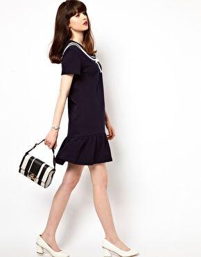 26++ Boutique by jaeger sailor dress ideas