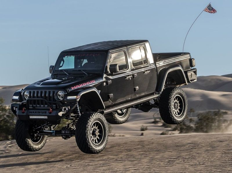 Hennessey Maximus Rocks The Jeep World in 2020 Hennessey