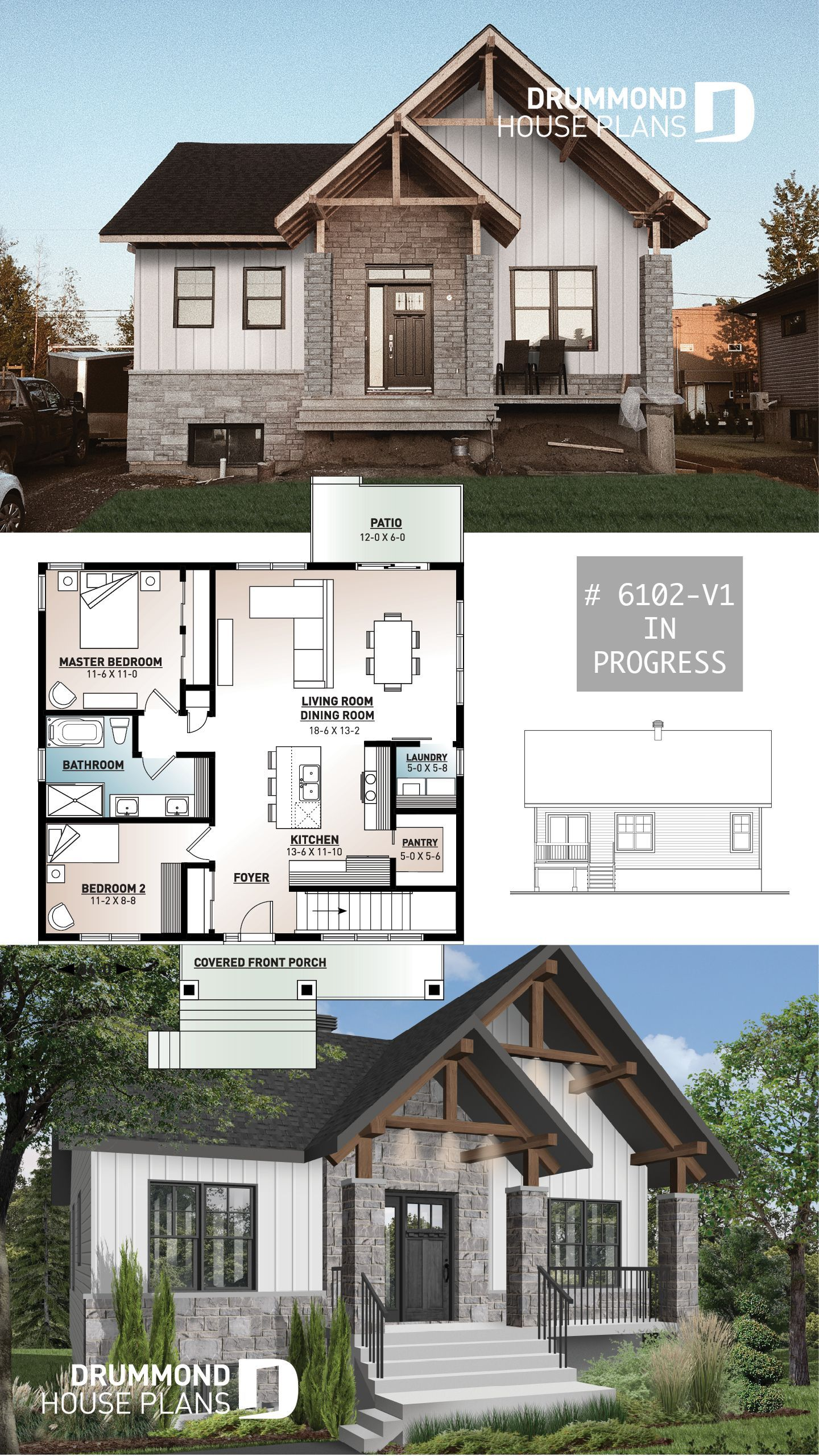 Pin By Home Decoration On Home Design In 2020 Craftsman House Plans Craftsman Style House Plans Small Craftsman Style House Plans