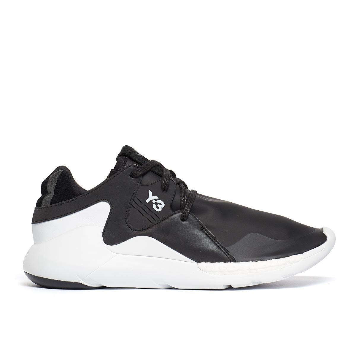 20a626f25c0ae QR Run sneakers from the F W2016-17 Y-3 by Yohji Yamamoto collection in  black