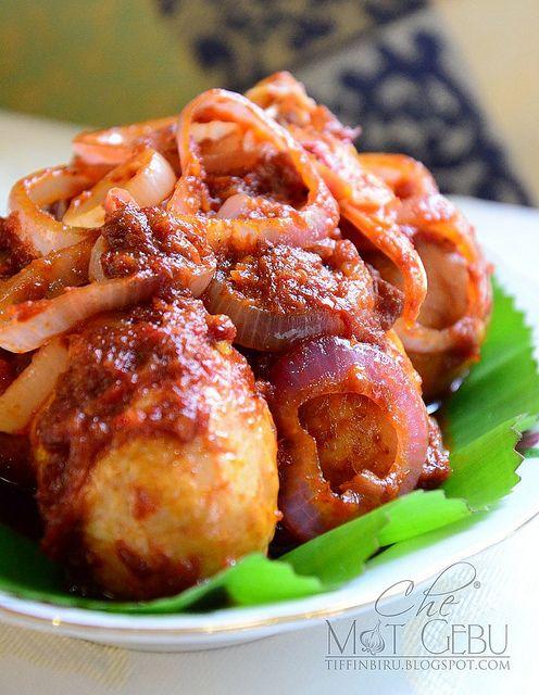 Dapur Tanpa Sempadan Sambal Tumis Telur Pengantin Masakan Malaysia Resep Masakan Malaysia Memasak