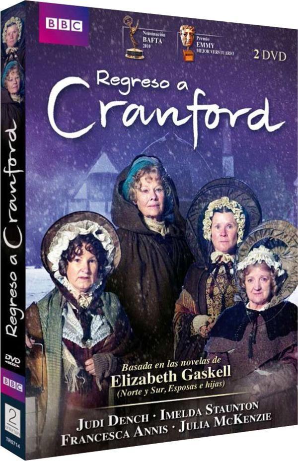Regreso A Cranford Vídeo Dvd Dirigida Por Simon Curtis Elizabeth Gaskell Peliculas De Epoca Series Y Peliculas