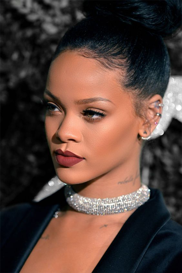 How To Style Baby Hairs To Achive On Point Looks How To Style Baby Hairs Styling Baby Hairs Is An Art That Black And Latina In 2020 Baby Hairstyles Rihanna Beauty