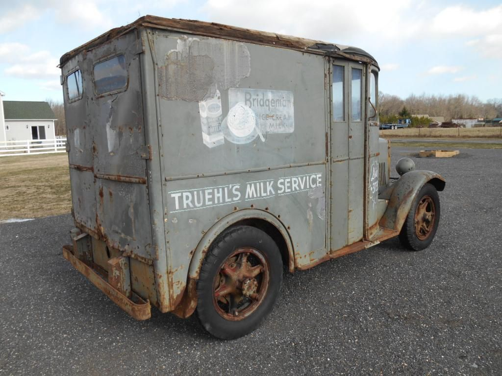 divco trucks - Google Search | Got Milk? | Pinterest | Barn finds ...