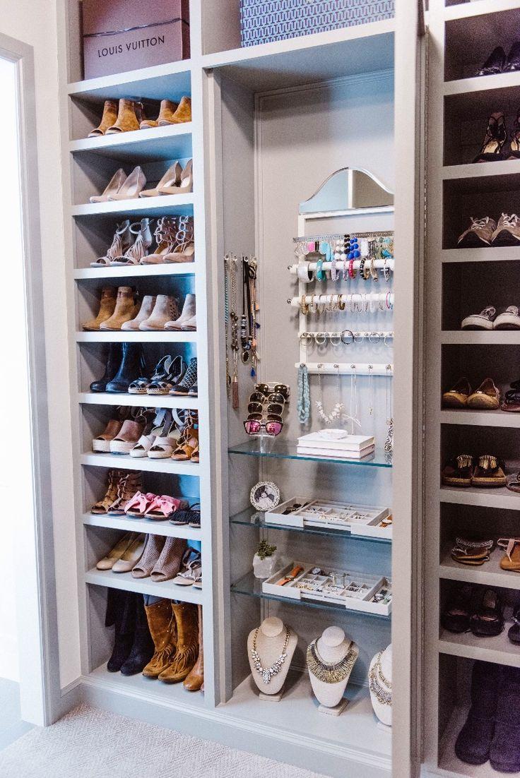Charming Master Closet Organization Ideas With BeeNeat Organizing Co.