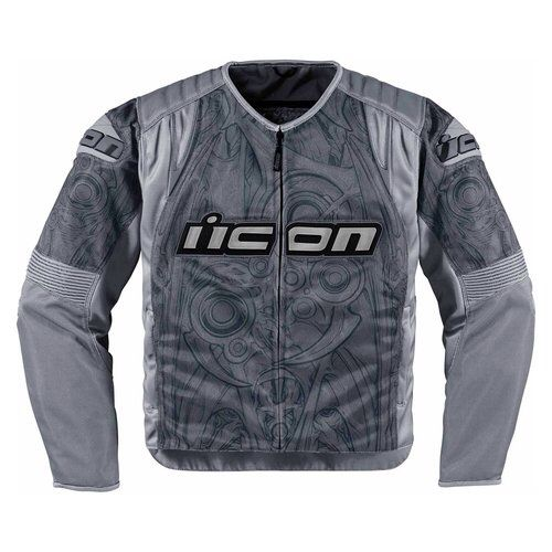 Icon Overlord Sport Bike Sb1 Mesh Jacket Good Airflow While Still