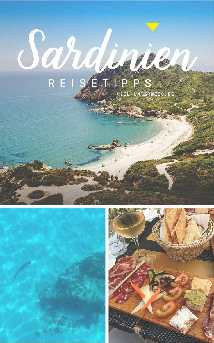 Sardinien Tipps für die zweitgrößte Insel Italiens #holidaytrip