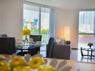 2 Bedroom Apartment In Brickell! Best DEAL!!!!!Vacation Rental In