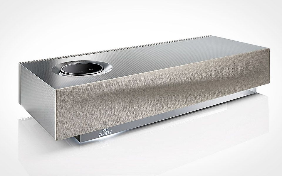 Naim for Bentley Mu-so