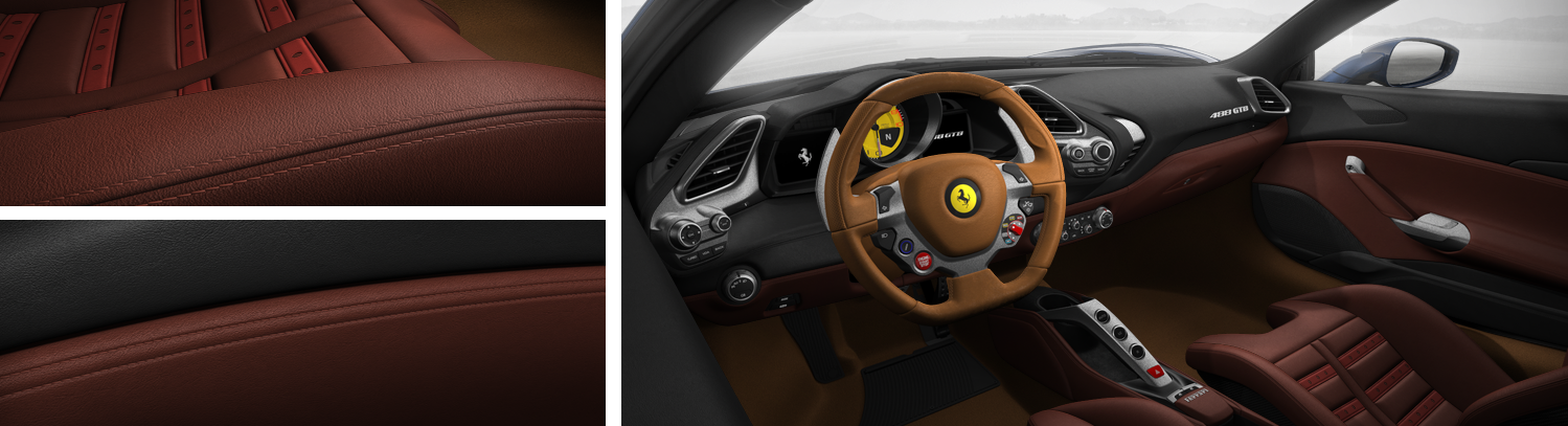 BUILD YOUR OWN FERRARI 488 GTB | FERRARI OFFICIAL WEBSITE