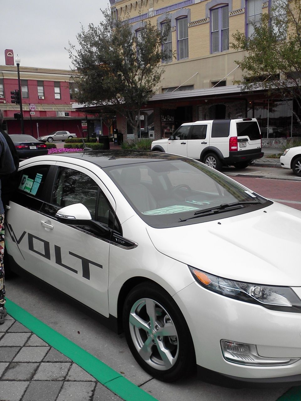 Launch Of Charging Stations In Sanford Florida For Electric Vehicles With Us Green Chamber
