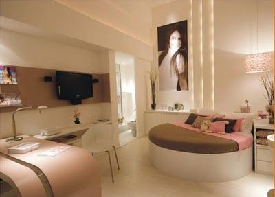 Decoracion de dormitorios juveniles para chicas for Decoracion de habitaciones juveniles