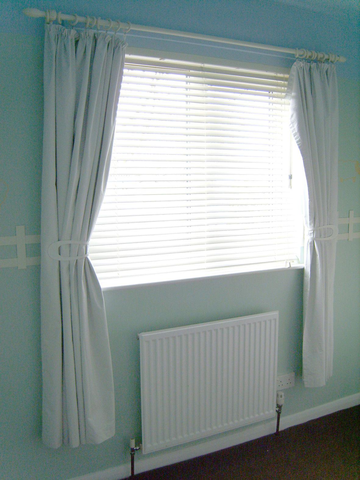 Nursery window treatments | Kids room  | Pinterest
