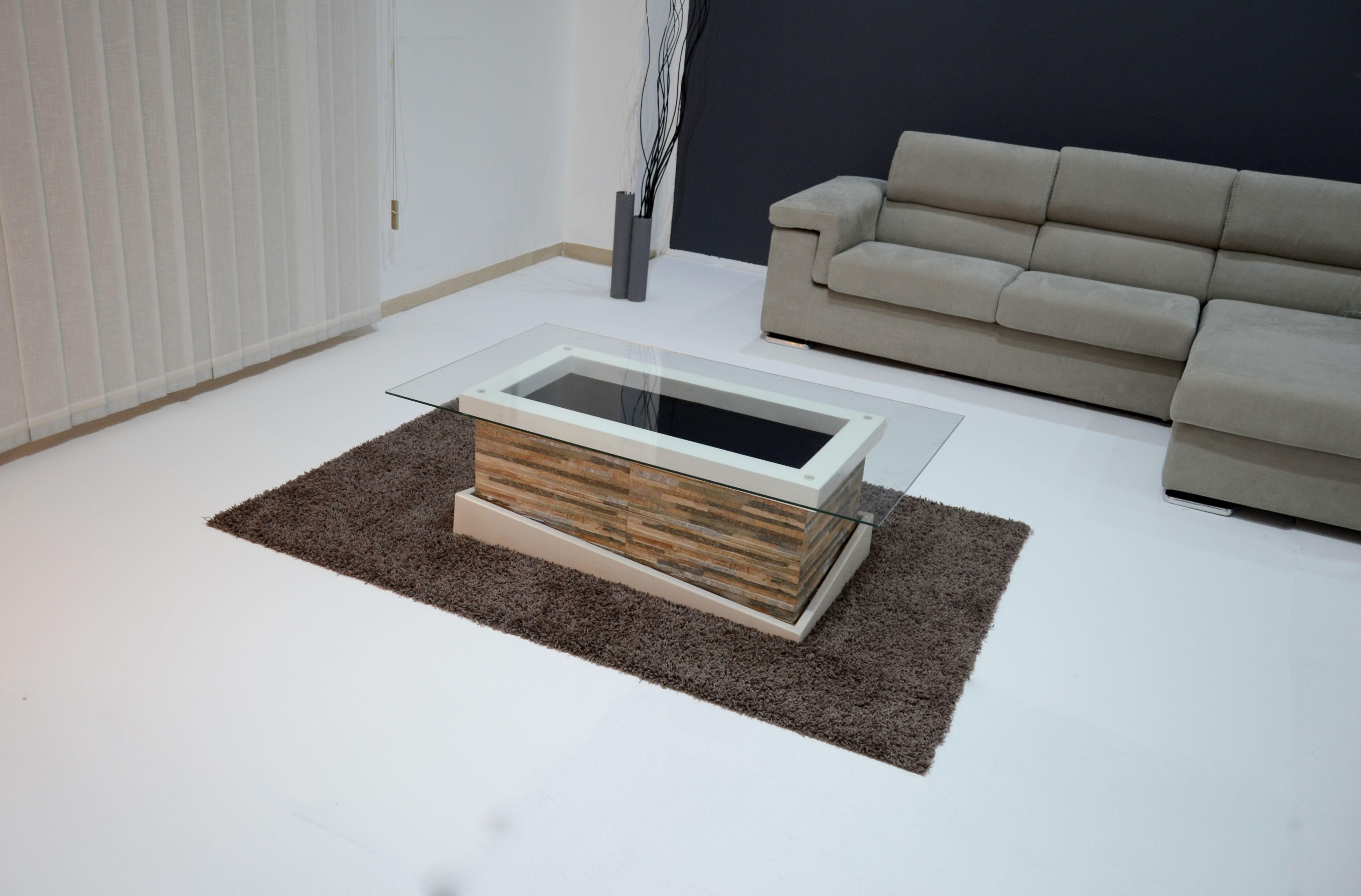 Tavolino da salotto STONE -Coffee Table#tavolinodasalotto #basso ...