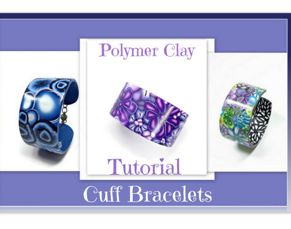 Polymer Clay Tutorial Millefiori Cuff Bracelet Tutorial...Fabulous tutorial so detailed