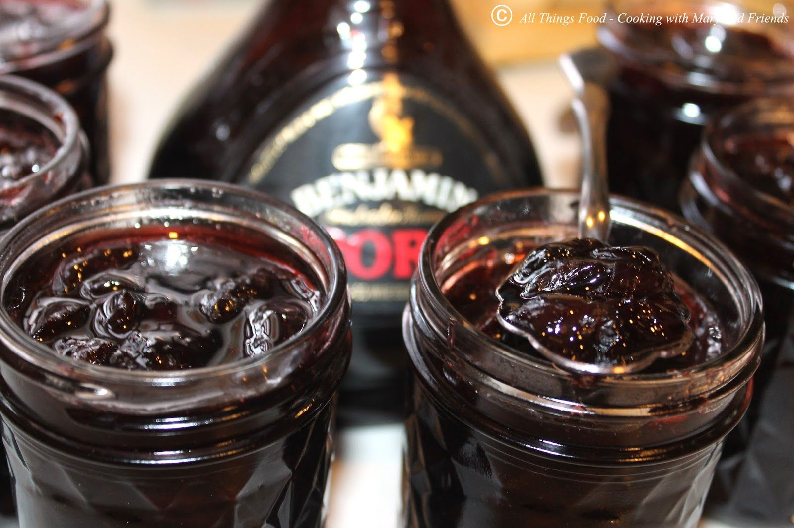 cherry port jam
