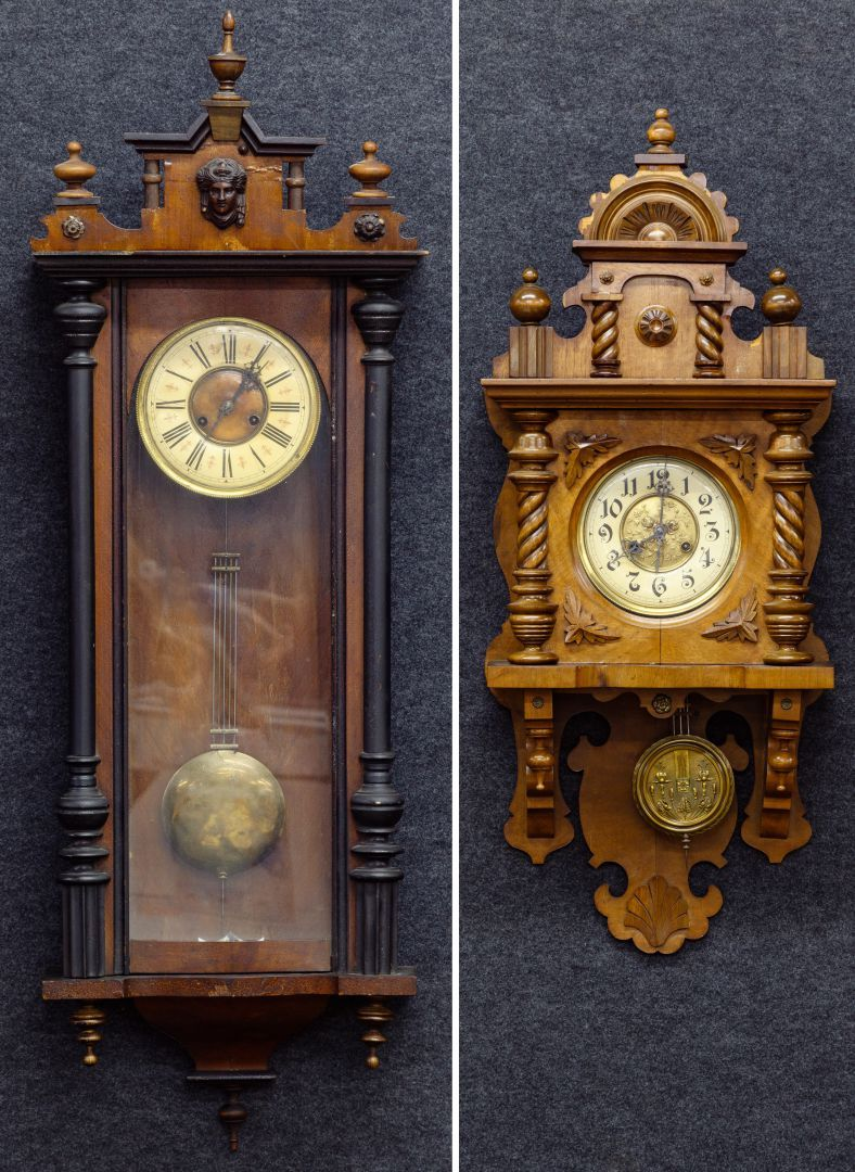 Vienna Regulator Clock Beat Scale