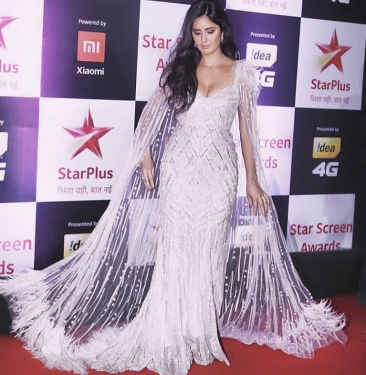 Her Dress Indian Bollywood Actress Bollywood Fashion Girl Outfits