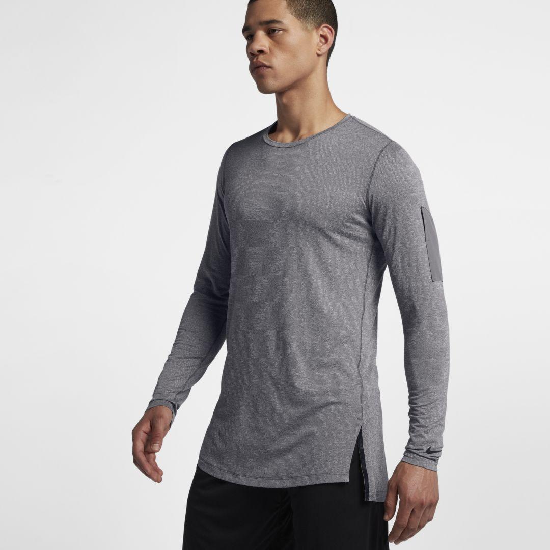 Nike Dri-FIT Men's Utility Long-Sleeve
