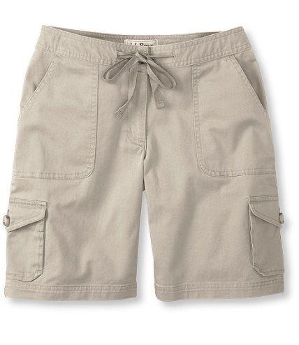 Southport Cargo Shorts: Shorts | Free Shipping at L.L.Bean - Grey Birch $39.95