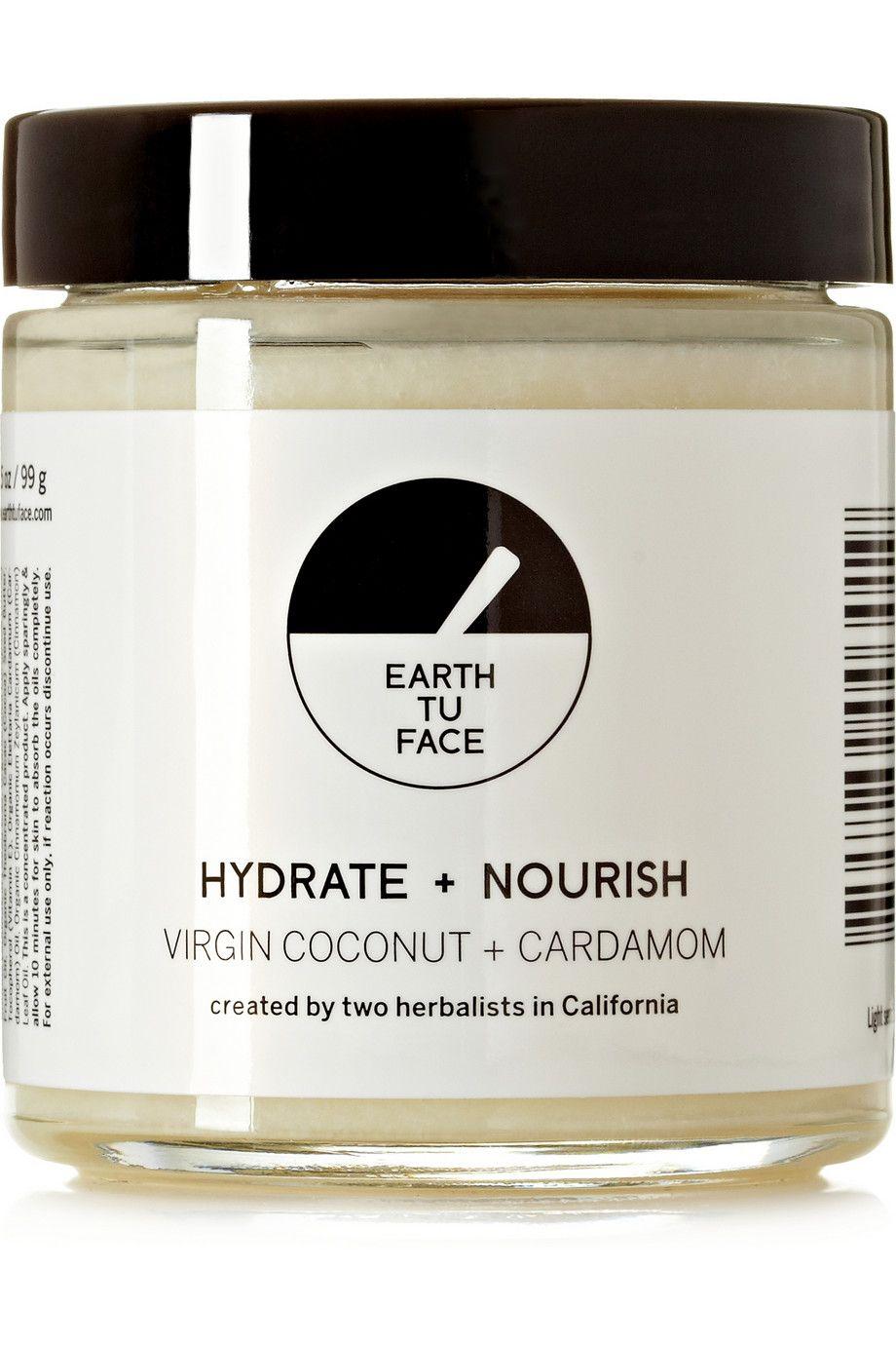 Earth Tu Face Virgin Coconut + Cardamom Body Butter