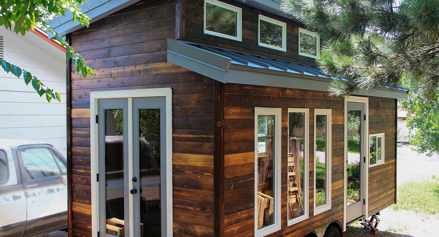 New Cafe Is Inside of a Tiny House - http://www.tinyhouseliving ...
