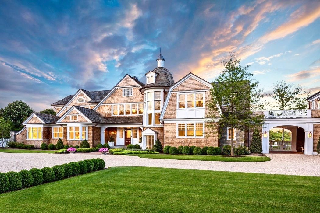 29 Million Dollar Hamptons Retreat Cococozy House Country Mansion Expensive Houses