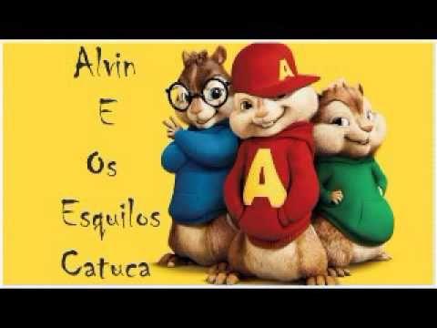 Alvin E Os Esquilos Catuca Mc Livinho Alvin E Os Esquilos