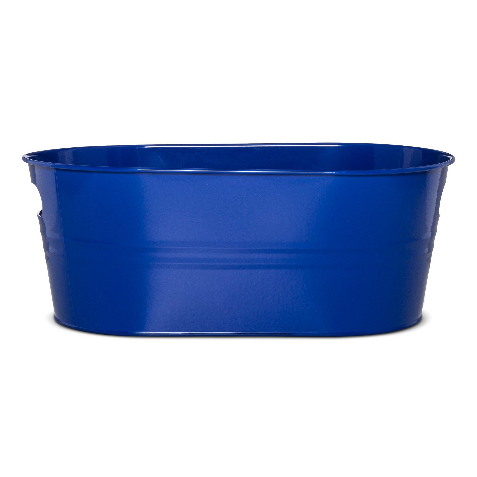 Small 1.5gal Steel Beverage Tub Blue | Pinterest | Tubs, Steel and ...