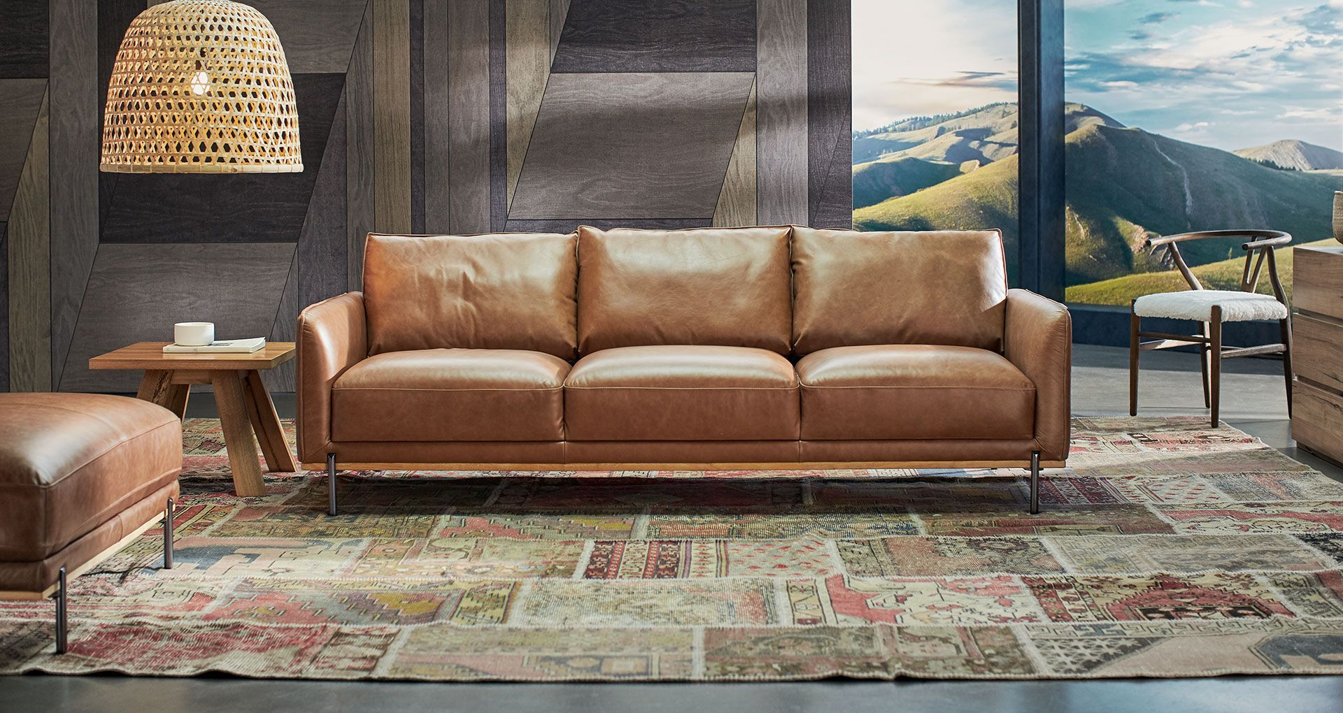 Shannon Nick Scali Furniture Nz Leather Lounge Upholstered Furniture