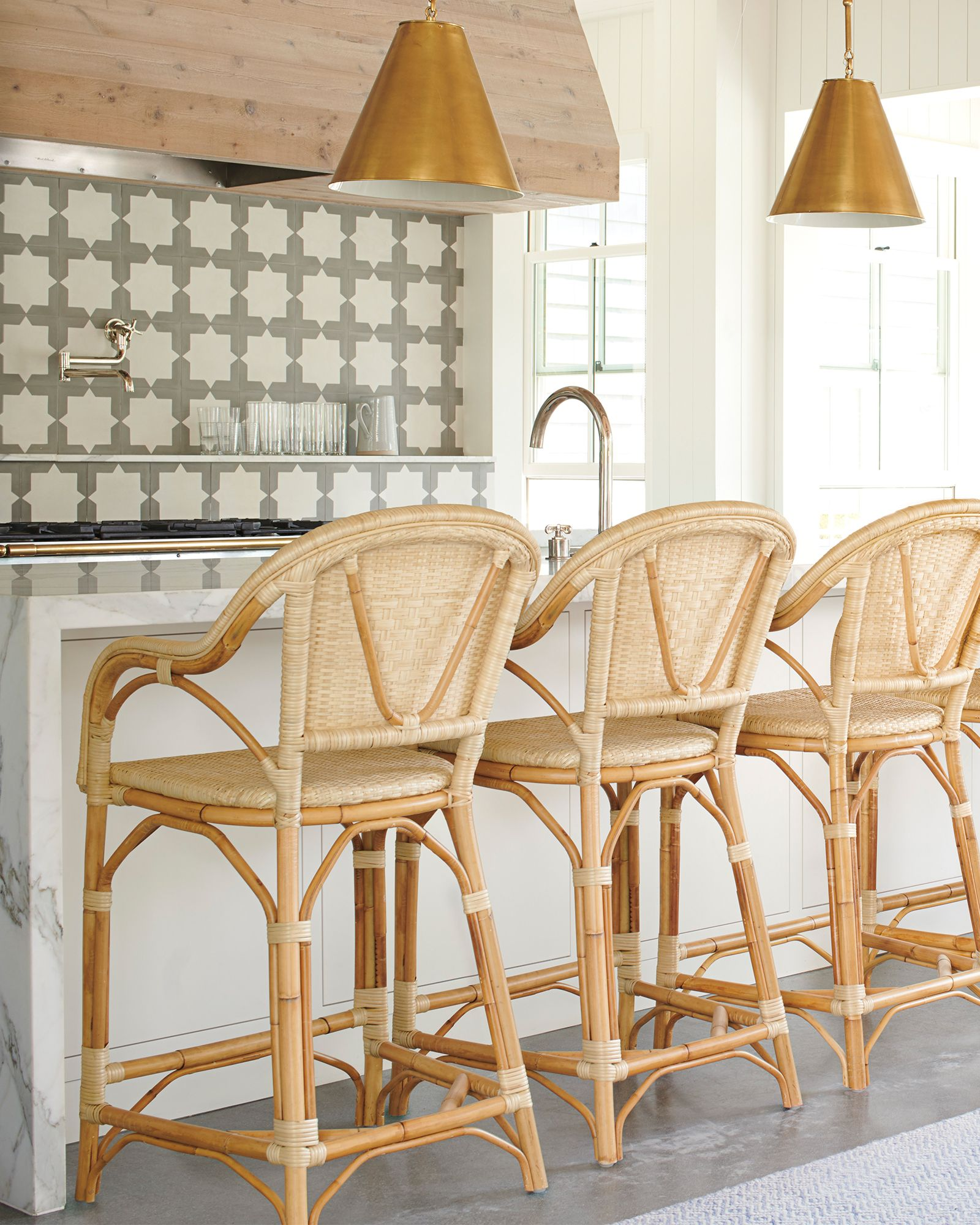 Goodman Pendant In 2020 Counter Stools Bistro Chairs