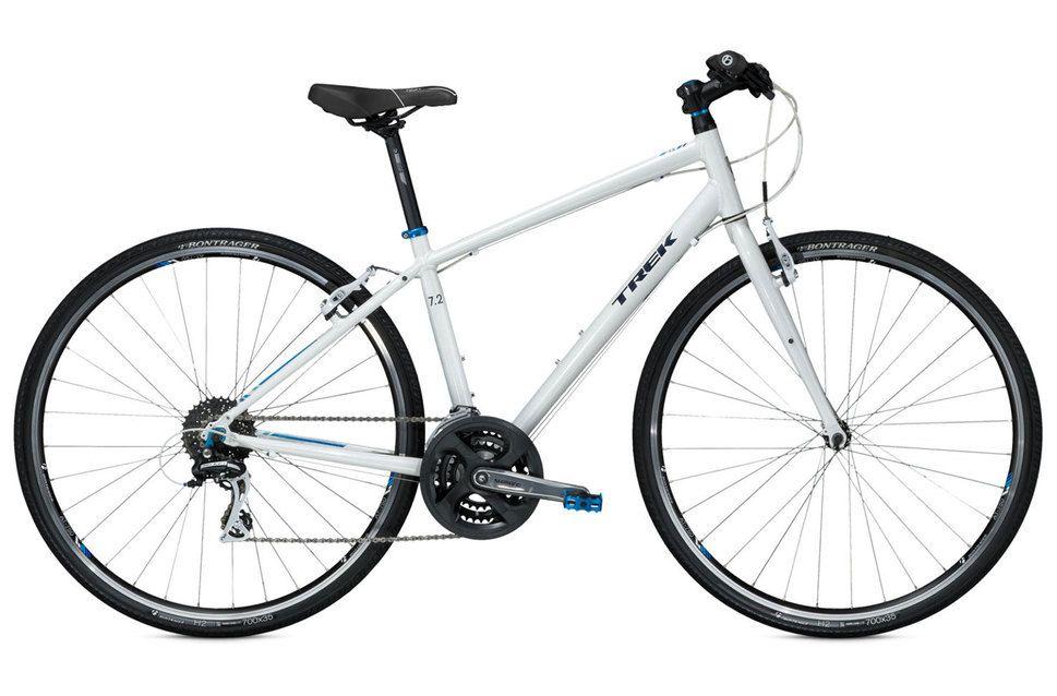 Trek 7 2 Fx 2016 Women S Hybrid Bike Hybrid Bikes Evans Cycles Hybrid Bike Trek Bikes Bike