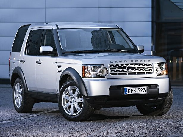 Land Rover Discovery 4 SDV6 HSE (2009).
