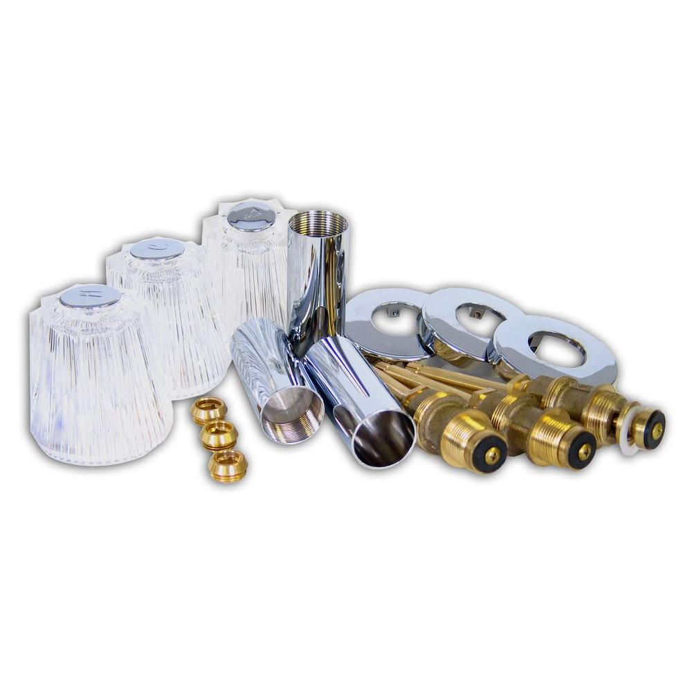 Kissler Co Inc Price Pfister Shower Valve Rebuild Kit Rbk6387