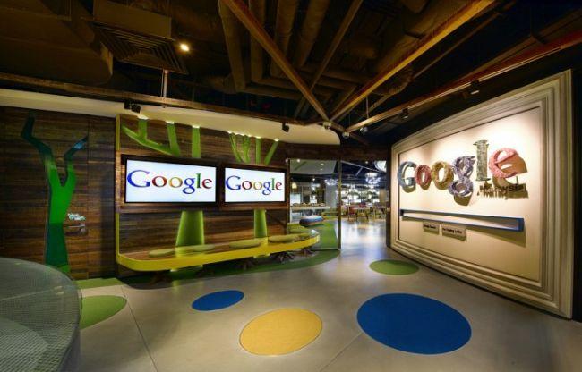 인사이트 - 전세계 창의력 넘치는 구글 사무실