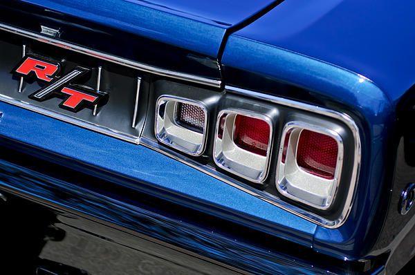 1968 Dodge Coronet Rt Hemi Convertible Taillight Emblem By Jill Reger In 2020 Dodge Coronet Mopar Dodge