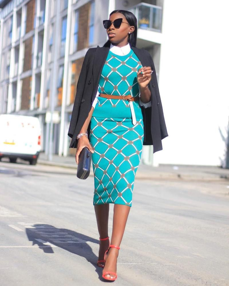 Image result for nigerian work outfit ideas