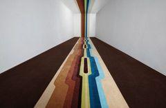 tapijt van Interface-floor omdat mooi ook erg duurzaam kan zijn