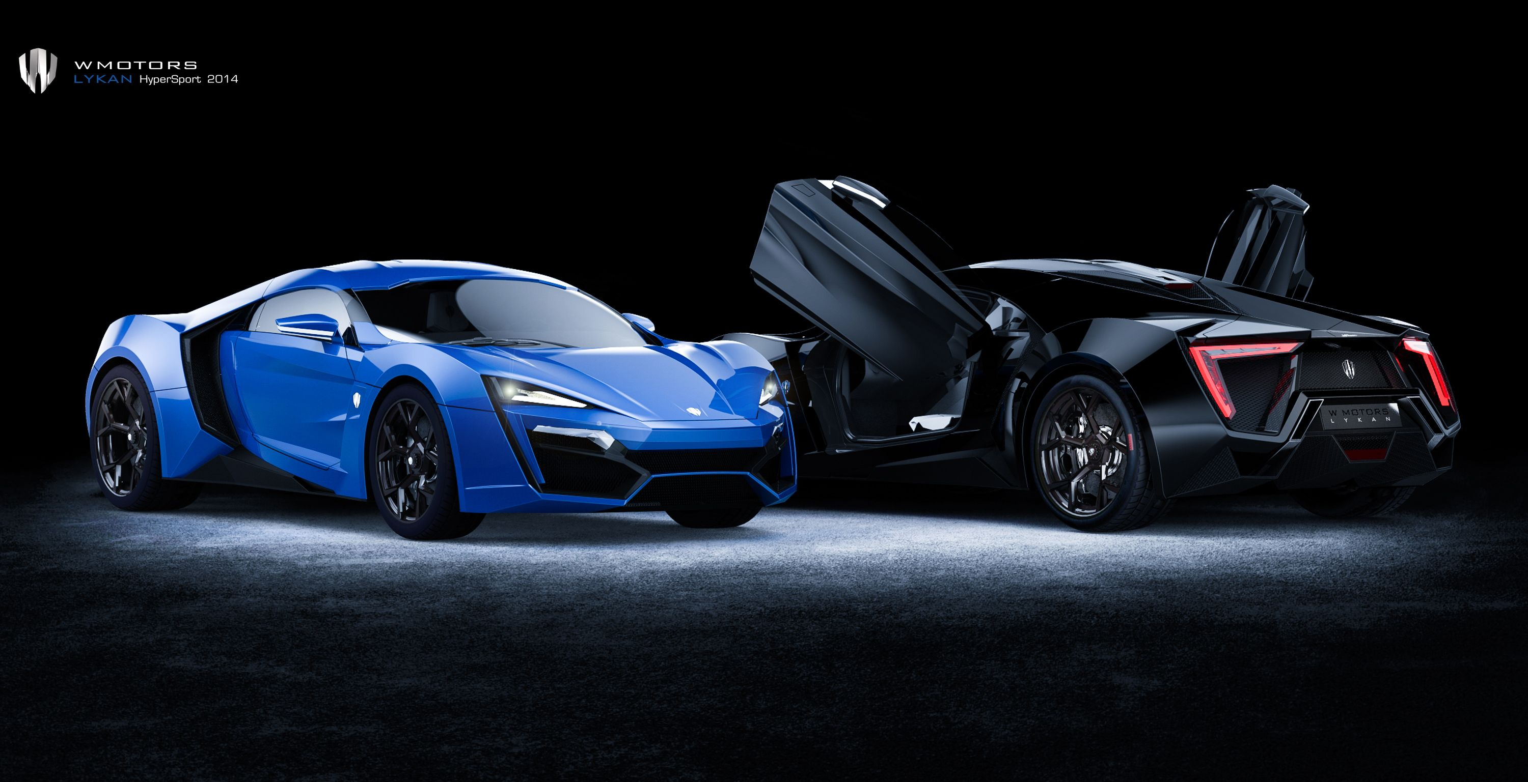 Wmotors Lykan Hypersport Is Worth 3 4m But Is Not Featured On