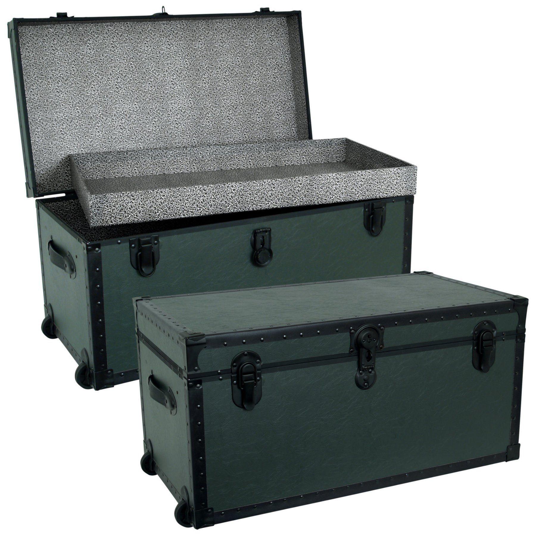 Garrison Trunk - Olive Green - 5531-31