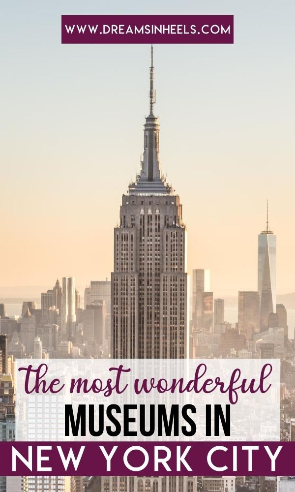 The Best Museums In Nyc Per A New Yorker In 2020 Nyc Travel Guide Museums In Nyc New York City Travel