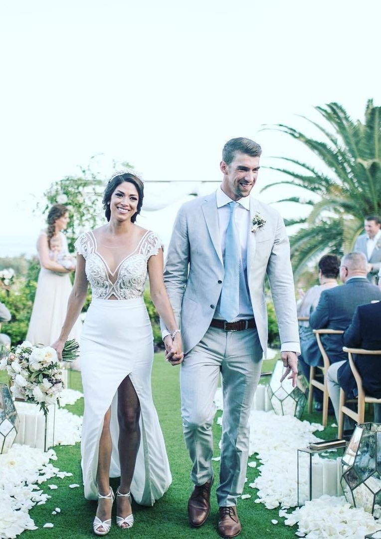 Nicole Phelps\' Wedding Dress Designer: \'She Did Not Want the ...