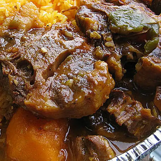 Home Style Oxtail Stew Recipe Yummly Recipe Oxtail Stew Oxtail Stew Recipe Stew Recipes