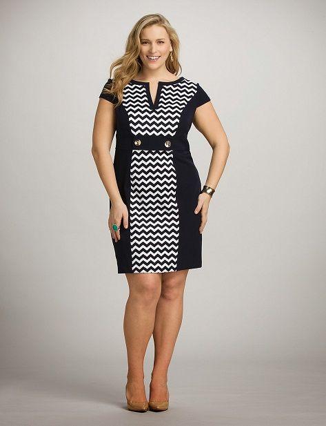 Modelos de vestidos para mujeres caderonas