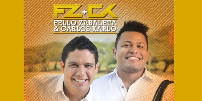 "Fello Zabaleta + Carlos Karlo Comienza La Gira Promocional De ""Diferente"""