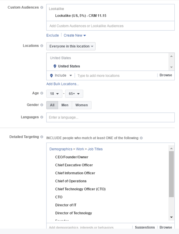Three strategies for cracking the B2B code on Facebook in 2019