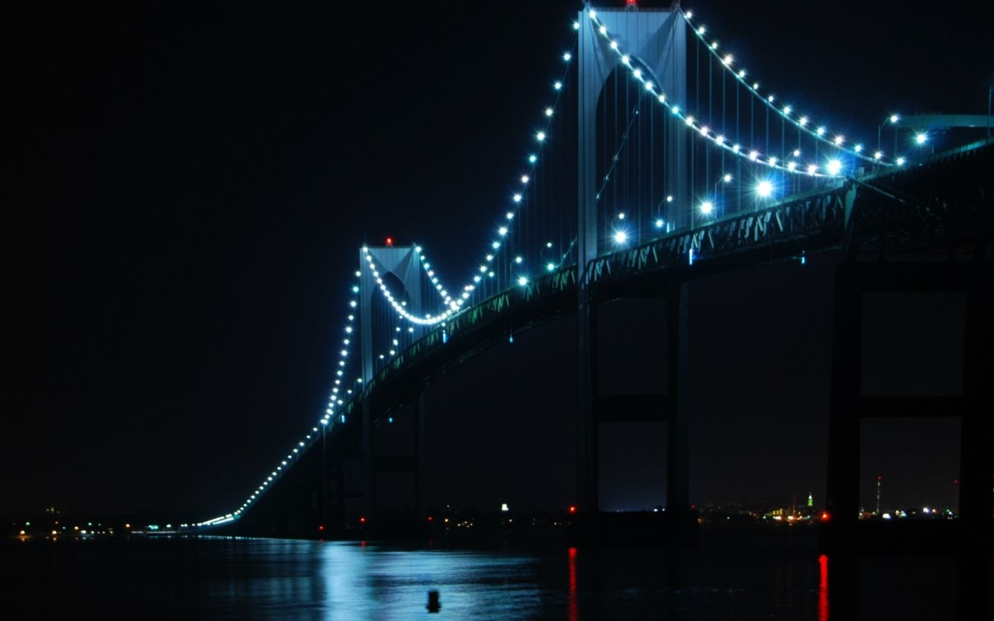 Newport Bridge Rhode Island Macbook Pro Wallpaper Hd Places To